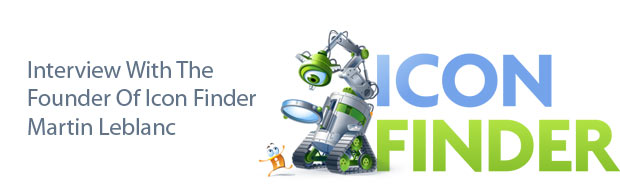 banner preview Interview With The Founder Of Icon Finder Martin LeBlanc Eigtved